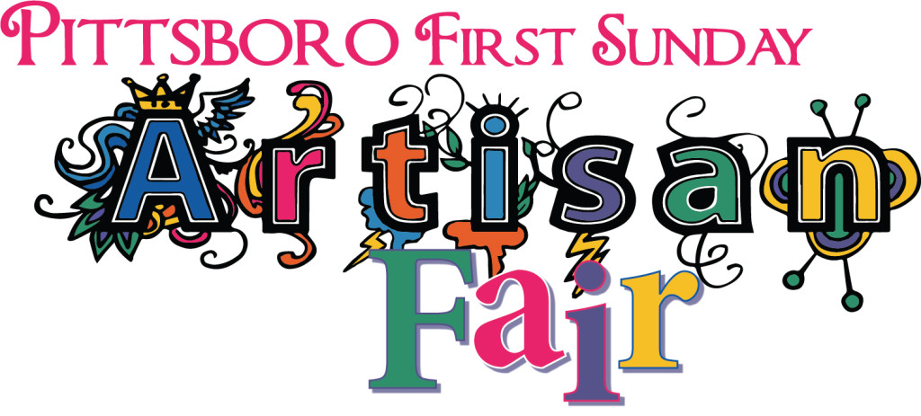 2017 Pittsboro Summer First Sunday Artisan Fair